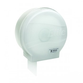 DISPENSADOR ROLLO JUMBO BLANCO