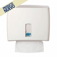 DISPENSADOR TOALLA INTERFOLIADA DYNAMIC BLANCO 1 UND