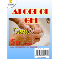 ALCOHOL GEL - 5 LITROS